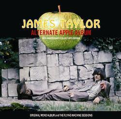 JJAMES TAYLOR - ALTERNATE APPLE ALBUM (1CDR)