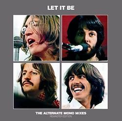 THE BEATLES - LET IT BE - THE ALTERNATE MONO MIXES (1CDR)