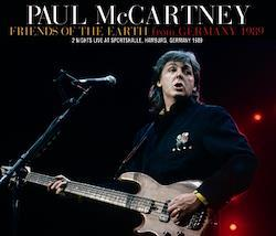 PAUL McCARTNEY - FRIENDS OF THE EARTH FROM GERMANY 1989 (4CDR)