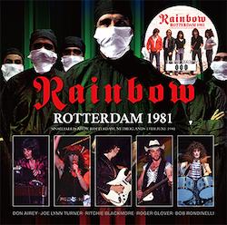 RAINBOW - ROTTERDAM 1981 (2CD)