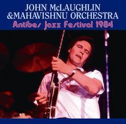 JOHN McLAUGHLIN - ANTIBES JAZZ FESTIVAL 1984