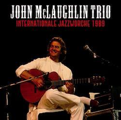 JOHN McLAUGHLIN - INTERNATIONALE JAZZWORCHE 1989