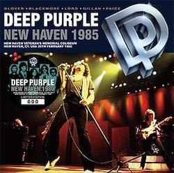 DEEP PURPLE - NEW HAVEN 1985