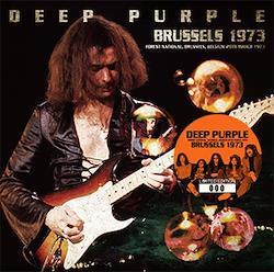 DEEP PURPLE - BRUSSELS 1973 (1CD)