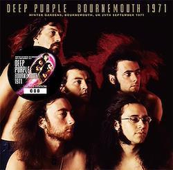 DEEP PURPLE - BOURNEMOUTH 1971 (2CD)