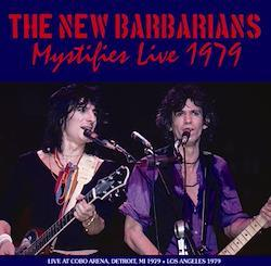 NEW BARBARIANS - MYSTIFIED LIVE 1979