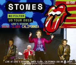THE ROLLING STONES - NO FILTER US TOUR 2019: LEVI