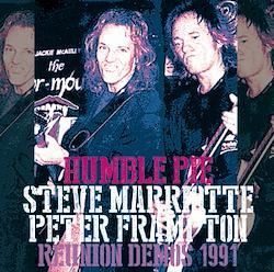 HUMBLE PIE - REUNION DEMOS 1991