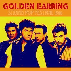 GOLDEN EARRING - STRAND POP FESTIVAL 1986 (2CDR)