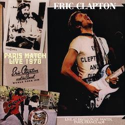 ERIC CLAPTON - PARIS MATCH LIVE 1978 (2CDR)