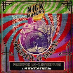 NICK MASON - LIVE FROM BLACK BOX 2018