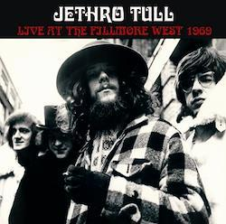 JETHRO TULL - LIVE AT THE FILLMORE WEST 1969