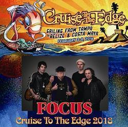 FOCUS - CRUISE TO THE EDGE 2018