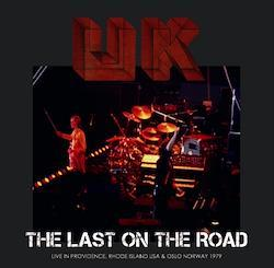 U.K. - THE LAST ON THE ROAD
