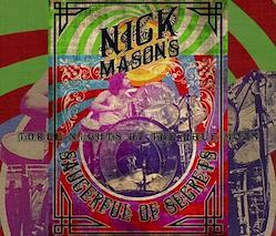 NICK MASON - THREE NIGHTS AT THE HALF MOON(6CDR)