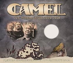 CAMEL - PLAYING MOONMADNESS IN IT