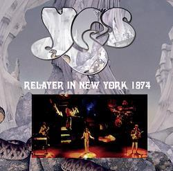 YES - RELAYER IN NEW YORK 1974