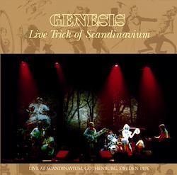 GENESIS - LIVE TRICK OF SCANDINAVIUM