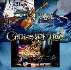 YES - CRUISE TO THE EDGE 2019