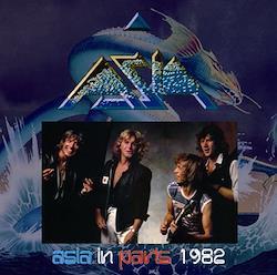 ASIA - ASIA IN PARIS 1982 (2CDR)