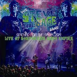 STEVE HILLAGE BAND - LIVE AT SHEPHERD