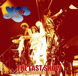 YES - THE LAST SHOW OF TOURMATO 1979