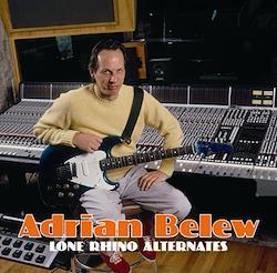 ADRIAN BELEW - LONE RHINO ALTERNATES