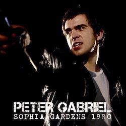 PETER GABRIEL - SOPHIA GARDENS 1980