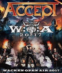 ACCEPT - WACKEN OPEN AIR 2017
