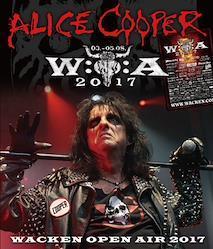 ALICE COOPER - WACKEN OPEN AIR 2017 (1BDR)