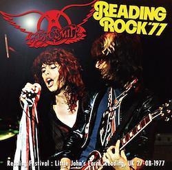 AEROSMITH - READING ROCK