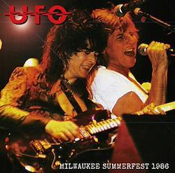 UFO - MILWAUKEE SUMMERFEST 1986
