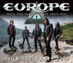 EUROPE - TOUR THE EARTH 2017 (2CDR+1DVDR)