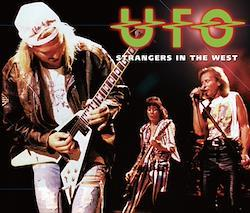 UFO - STRANGERS IN THE WEST (2CDR+1DVDR)