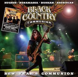BLACK COUNTRY COMMUNION - NEW YEAR