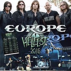EUROPE - HELLFEST 2018 (1CDR+1DVDR)