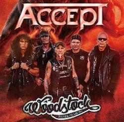 ACCEPT - WOODSTOCK FESTIVAL POLAND 2014 (1CDR+1DVDR)