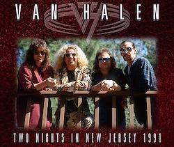 VAN HALEN - TWO NIGHTS IN NEW JERSEY 1991 (3CDR)