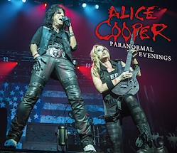 ALICE COOPER - PARANORMAL EVENINGS (2CDR+1BDR)