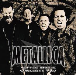 METALLICA - COFFEE BREAK CONCERTS 1997