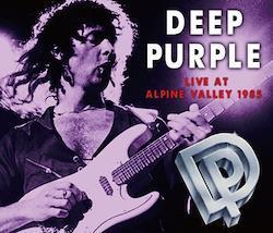 DEEP PURPLE - LIVE AT ALPINE VALLEY 1985 (2CDR+1DVDR)