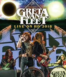 GRETA VAN FEET - LIVE ON HD 2018 (2BDR)