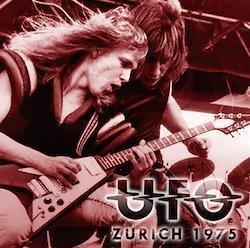UFO - ZURICH 1975