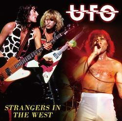 UFO - STRANGERS IN THE WEST 1978 (1CDR)