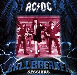 AC/DC - BALLBREAKER SESSIONS (1CDR)