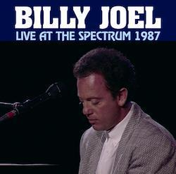 BILLY JOEL - LIVE AT THE SPECTRUM 1987