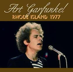 ART GARFUNKEL - RHODE ISLAND 1977