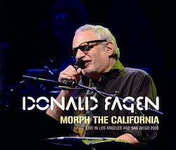 DONALD FAGEN - MORPH THE CALIFORNIA (4CDR)