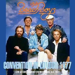 BEACH BOYS - CONVENTION IN LONDON 1977
