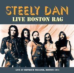 STEELY DAN - LIVE BOSTON RAG